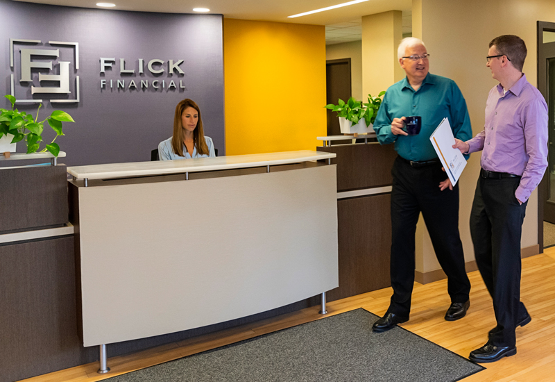Flick Financial Interior Flick Financial